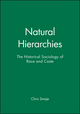 Natural Hierarchies: The Historical Sociology of Race and Caste (0631209492) cover image