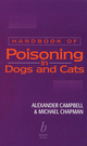 Handbook of Poisoning in Dogs and Cats (0632050292) cover image