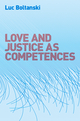 Love and Justice as Competences (0745649092) cover image