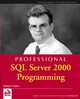 Professional SQL Server 2000 Programming (0764543792) cover image