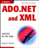 ADO.NET and XML: ASP.NET On The Edge (0764548492) cover image