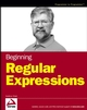 Beginning Regular Expressions (0764574892) cover image
