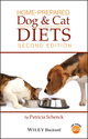 Home-Prepared Dog and Cat Diets, 2nd Edition (0813801192) cover image