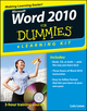 Word 2010 eLearning Kit For Dummies (1118336992) cover image