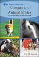 Companion Animal Ethics (1118376692) cover image