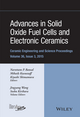 Advances in Solid Oxide Fuel Cells and Electronic Ceramics, Volume 36, Issue 3 (1119211492) cover image