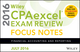 Wiley CPAexcel Exam Review July 2016 Focus Notes: Financial Accounting and Reporting (1119297192) cover image