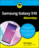 Samsung Galaxy S10 For Dummies (1119579392) cover image