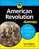 American Revolution For Dummies (1119593492) cover image