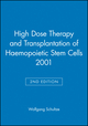 High Dose Therapy and Transplantation of Haemopoietic Stem Cells: (2001) (1405100192) cover image