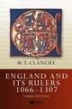 England and Its Rulers 1066 - 1307, 3rd Edition (1405106492) cover image