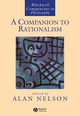 A Companion to Rationalism (1405109092) cover image
