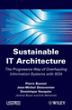 Sustainable IT Architecture: The Progressive Way of Overhauling Information Systems with SOA (1848210892) cover image