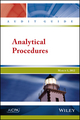 Audit Guide: Analytical Procedures (1937350592) cover image