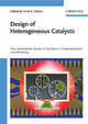 Design of Heterogeneous Catalysts (3527320792) cover image