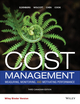 Cost Management: Measuring, Monitoring, and Motivating Performance, Third Canadian Binder Ready Version (EHEP003592) cover image