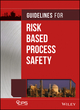 Guidelines for Risk Based Process Safety (0470165693) cover image