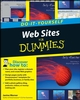 Web Sites Do-It-Yourself For Dummies (0470287993) cover image