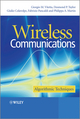 Wireless Communications: Algorithmic Techniques (0470512393) cover image