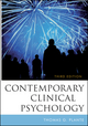 Contemporary Clinical Psychology, 3rd Edition (0470587393) cover image