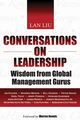 Conversations on Leadership: Wisdom from Global Management Gurus (0470825693) cover image