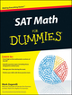SAT Math For Dummies (0470882093) cover image