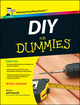 DIY For Dummies, UK Edition, 2nd Edition (0470975393) cover image