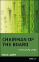 Chairman of the Board: A Practical Guide (0471228893) cover image
