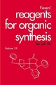 Fiesers' Reagents for Organic Synthesis, Volume 19 (0471327093) cover image
