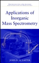 Applications of Inorganic Mass Spectrometry (0471345393) cover image