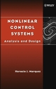 Nonlinear Control Systems: Analysis and Design  (0471427993) cover image