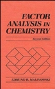Factor Analysis in Chemistry, 2nd Edition (0471530093) cover image