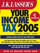 J.K. Lasser's Your Income Tax 2005: For Preparing Your 2004 Tax Return (0471716693) cover image