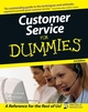 Customer Service For Dummies, 3rd Edition (0471768693) cover image