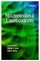 Multidimensional Chromatography (0471988693) cover image