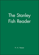 The Stanley Fish Reader (0631204393) cover image