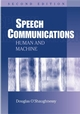 Speech Communications: Human and Machine, 2nd Edition (0780334493) cover image