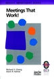 Meetings That Work!: A Practical Guide to Shorter and More Productive Meetings (0787950793) cover image