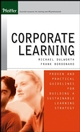 Corporate Learning: Proven and Practical Guidelines for Building a Sustainable Learning Strategy (0787974293) cover image