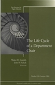The Life Cycle of a Department Chair: New Directions for Higher Education, Number 126 (0787975893) cover image