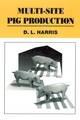 Multi-Site Pig Production (0813826993) cover image