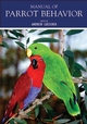 Manual of Parrot Behavior (0813827493) cover image