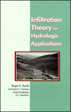 Infiltration Theory for Hydrologic Applications (0875903193) cover image