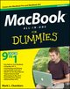 MacBook All-in-One For Dummies, 2nd Edition (1118118693) cover image