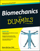 Biomechanics For Dummies (1118674693) cover image