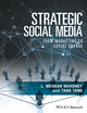 Strategic Social Media: From Marketing to Social Change (1119259193) cover image