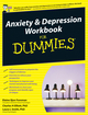 Anxiety and Depression Workbook For Dummies, UK Edition (1119997593) cover image