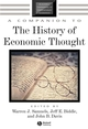 A Companion to the History of Economic Thought (1405134593) cover image