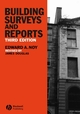 Building Surveys and Reports, 3rd Edition (1405171693) cover image