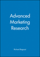 Advanced Marketing Research (1557865493) cover image
